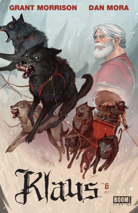 Klaus : les origines héroïc fantasy du Père Noël