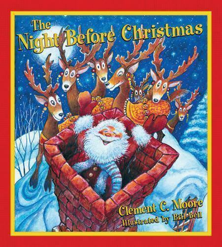 Une visite de Saint-Nicolas, un poème fondateur pour le Père Noël