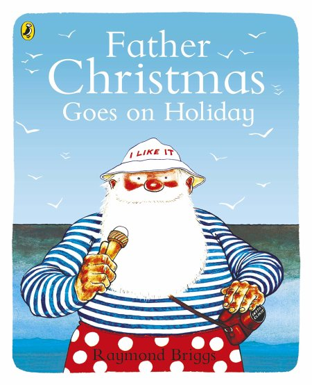 Father Christmas : un Père Noël grincheux qui se force un peu
