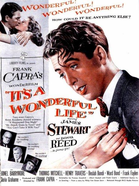 La vie est belle : un film pleinement dans l'esprit de Noël