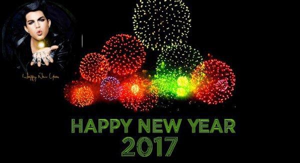 Bonne année 2017 à tous !