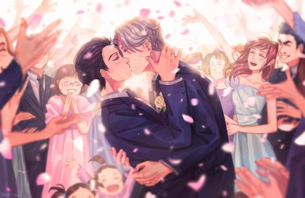 Toutes mes félicitations aux futurs mariés !