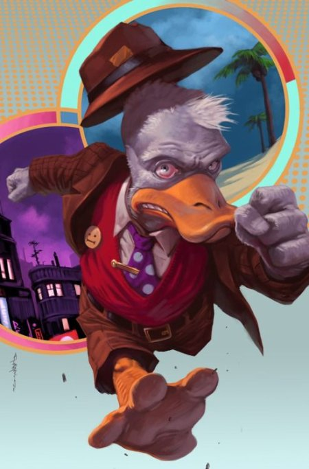 Howard the Duck, un personnage populaire et satirique