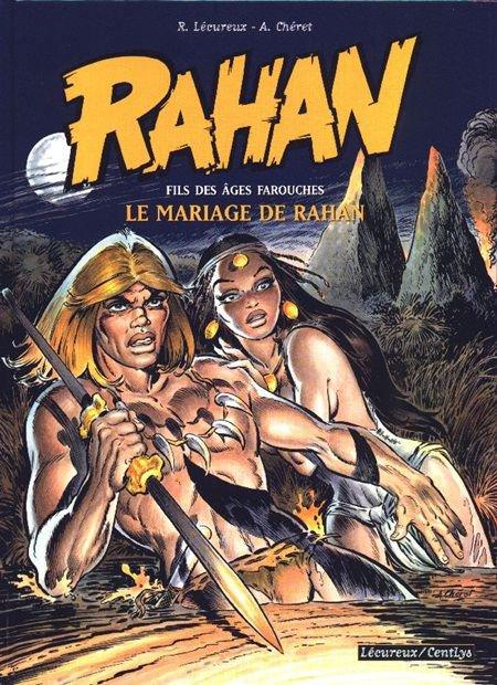 Rahan, le fils des âges farouches