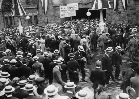 La primaire démocrate de 1912 : l'originaire des primaires de gauche