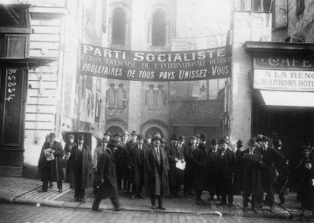 Le Congrès de Tours ou la naissance du Parti communiste français