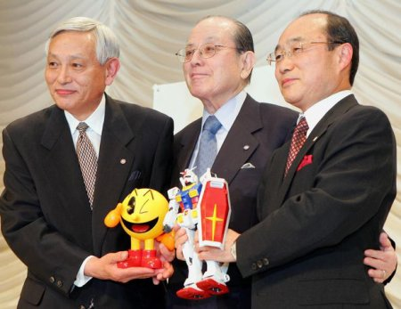 Masaya Nakamura, le fondateur de Namco et le père de Pac-man
