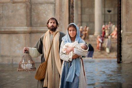 La présentation de Jésus au Temple : un récit aux significations beaucoup plus vaste