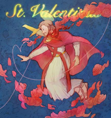Qui est Saint-Valentin ?