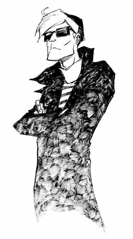Andy Warhol, un artiste rebelle et inventif