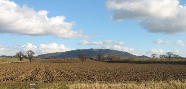 Le hillfort de Wrekin était-il Pengwern ?