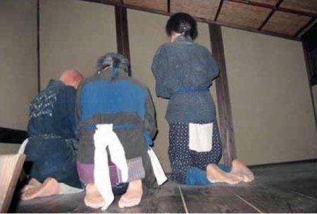 Les chrétiens cachés du Japon : une adaptation face aux autorités