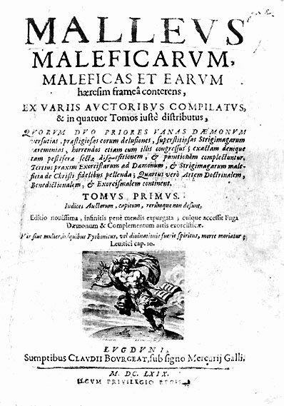 Le Malleus Maleficarum, le livre qui a lancé la paranoïa sur la sorcellerie