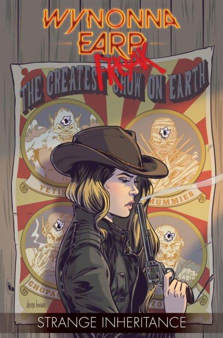 Wynonna Earp, une justicière dans le surnaturel