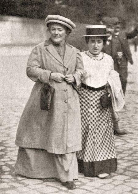 Clara Zetkin, la révolutionnaire féministe