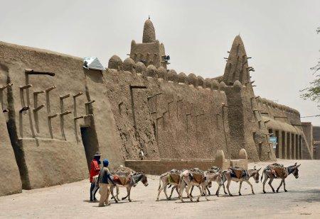 Les mausolées de Tombouctou, un lieu de pèlerinage qui a survécu au fanatisme