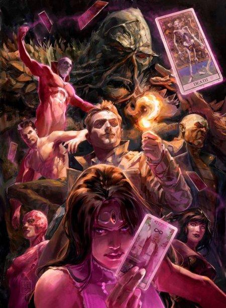 Zatanna, la magicienne aux nombreux alliés