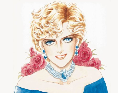 Lady Diana, la princesse du peuple