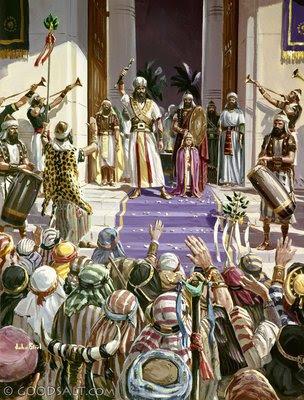 Le règne prospère de Manassé