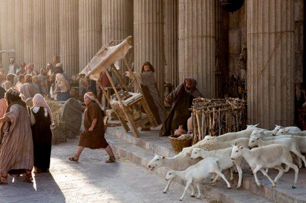 L'incident du Temple : un geste symbolique