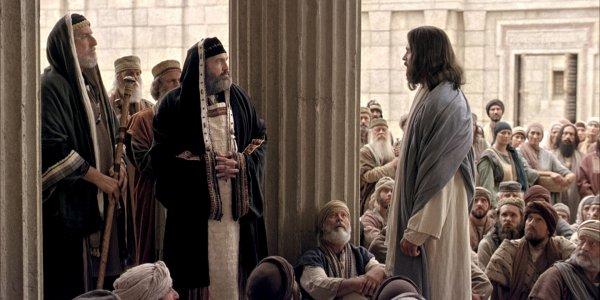 Jésus et son opposition aux collaborateurs des Romains