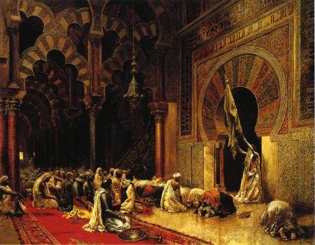 Al-Mansur, un grand chambellan ayant la réelle direction du pouvoir