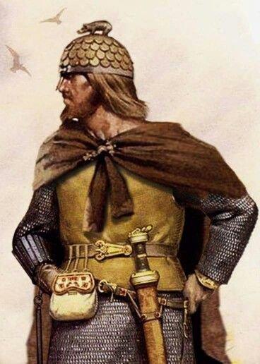 Oesa et Eoppa, les fondateurs du royaume de Bernicie