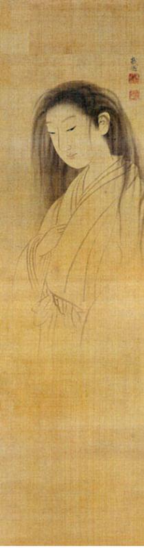 """""""Le Fantôme d'Oyuki"""" : un portrait aux origines peu surnaturelles"""