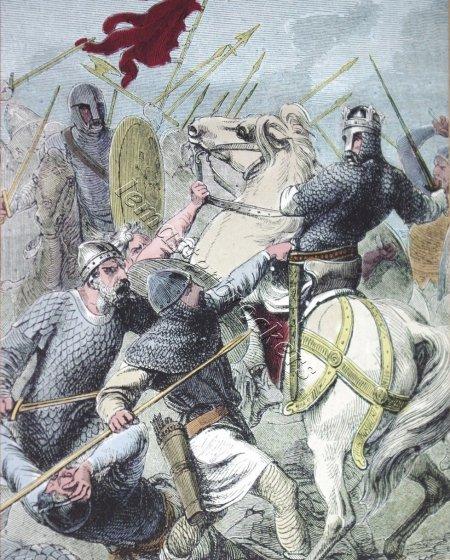 Louis VI le Gros, un roi guerrier et prestigieux