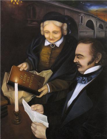 Allan Kardec, le pape du spiritisme
