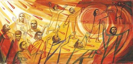 La Pentecôte : un récit sans miracles déguisant les débuts d'une communauté