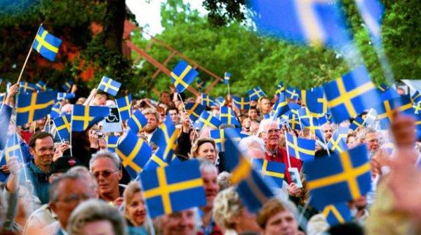 Le lundi de Pentecôte, un jour de fête nationale en Suède
