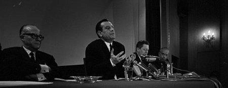 Les élections législatives de 1967 : l'usure du pouvoir et le renouveau de la gauche