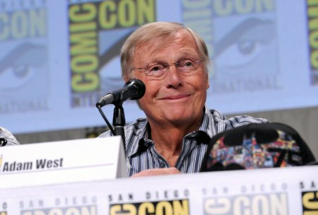Adam West, l'inoubliable interprète de Batman