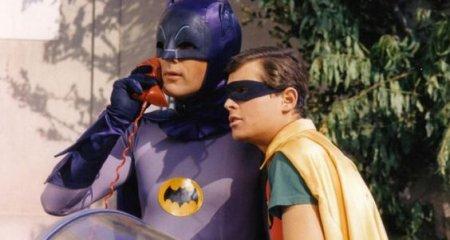 Adam West, l'inoubliable interprète de Batman