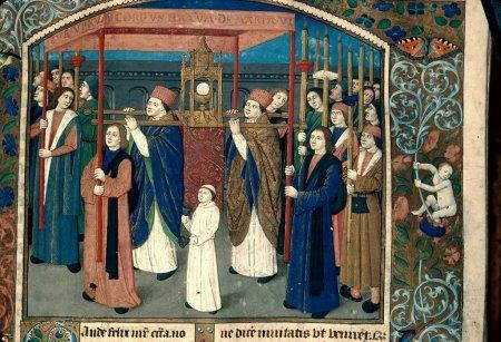La Fête-Dieu : une fête aux origines contestables qui a servi à appuyer la Contre-Réforme catholique