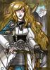 Sif, la déesse aux cheveux d'or