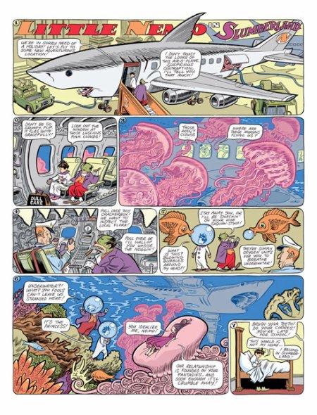 Little Nemo in Slumberland : le chef d'½uvre de Winsor McCay