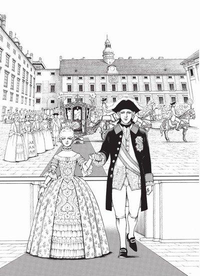 Louis XVI, le navigateur immobile