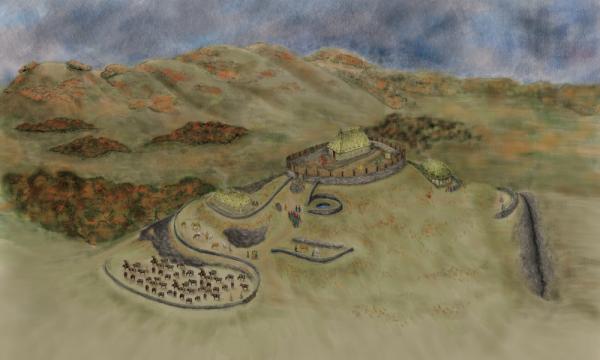 Et si on avait retrouvé le mystérieux royaume du Rheged ?