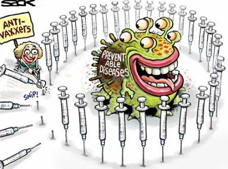 Les anti-vaccins sont dangereux pour la santé des autres