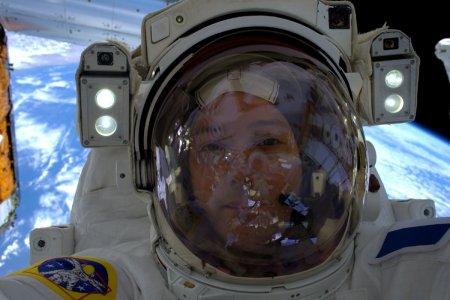 L'ISS n'est pas vide