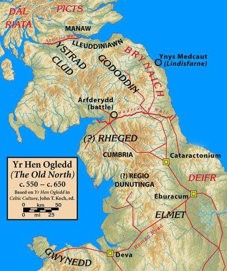 Le Strathclyde : un royaume puissant à la dynastie peu fiable