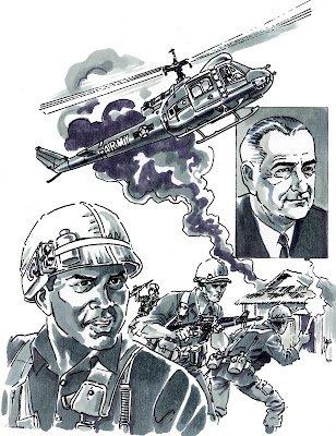 La guerre du Viêtnam : un traumatisme américain