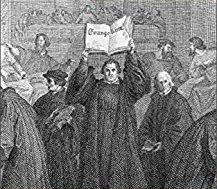 La réforme protestante, entre progression et conflit