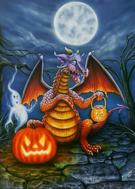 «Trick or treat !» (2)