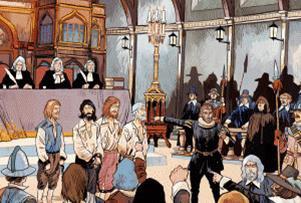 La conspiration des poudres : des catholiques persuadés de mettre fin à la tyrannie par la violence