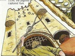 Le Pèlerinage de la grâce : une rébellion catholique au Nord de l'Angleterre contre l'appétit financier du roi Henri VIII