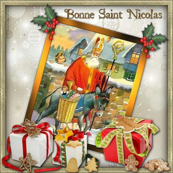 Une très belle Saint-Nicolas