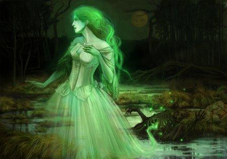 La Dame verte : un folklore purement écossais